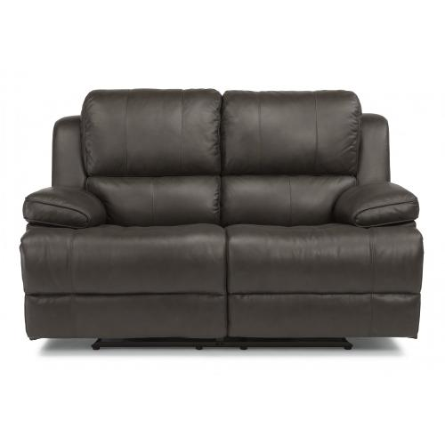 Simon Power Reclining Loveseat
