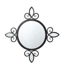 Winsor Iron Mirror