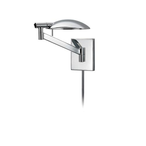 Sonneman - A Way of Light - Perch Pharmacy Swing Arm Wall Lamp [Color/Finish=Gloss White]