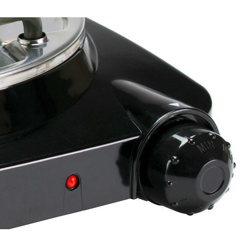 Brentwood - Brentwood TS-306 1200w Single Electric Burner, Black