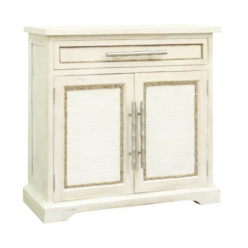 Wally 2-door 1-drawer Cabinet
