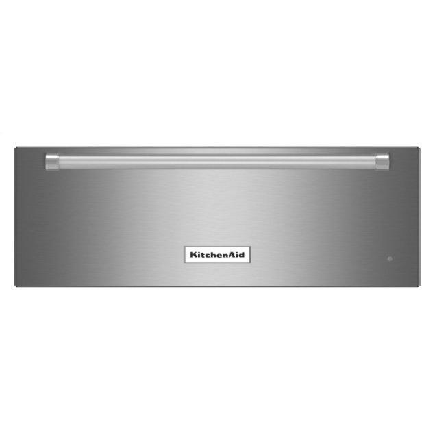 Kitchenaid 27'' Slow Cook Warming Drawer - Stainless Steel