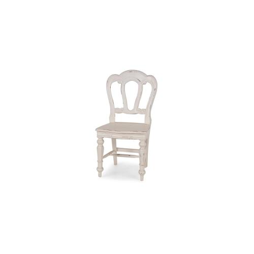 Napoleon Dining Chair w/ Carving on Back - WHD