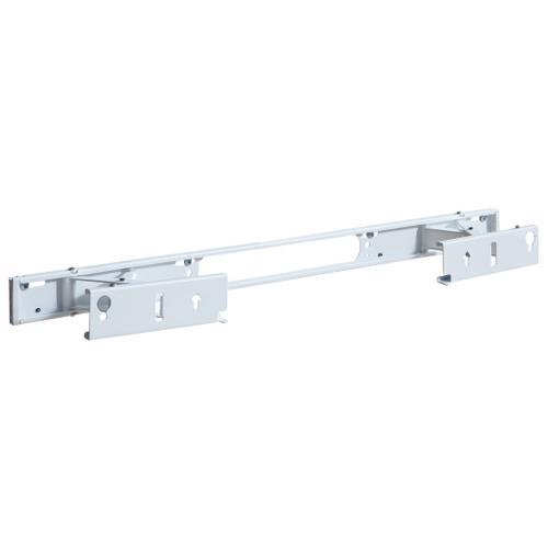 White Extendable Soundbar Wall Mount Designed For Sonos Arc Sound bar