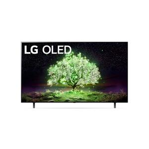 LG AppliancesLG A1 55 inch Class 4K Smart OLED TV w/ ThinQ AI® (54.6'' Diag)