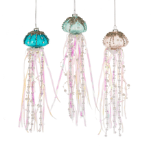 Jelly Fish Ornaments (3 asstd)