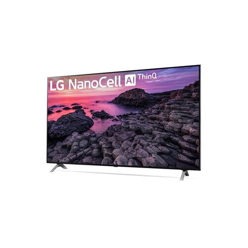 LG - LG NanoCell 90 Series 2020 55 inch Class 4K Smart UHD NanoCell TV w/ AI ThinQ® (54.6'' Diag)