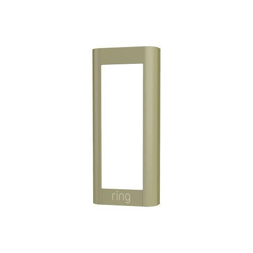 Ring - Interchangeable Faceplate (for Video Doorbell Pro 2) - Firecracker