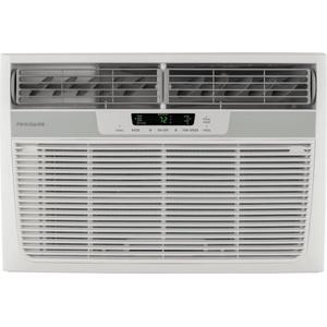 Gallery - Frigidaire 8,000 BTU Window-Mounted Room Air Conditioner with Supplemental Heat