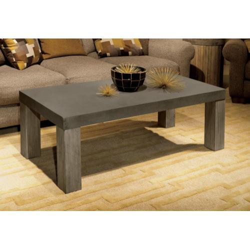Flexsteel Keystone Rectangular Coffee Table