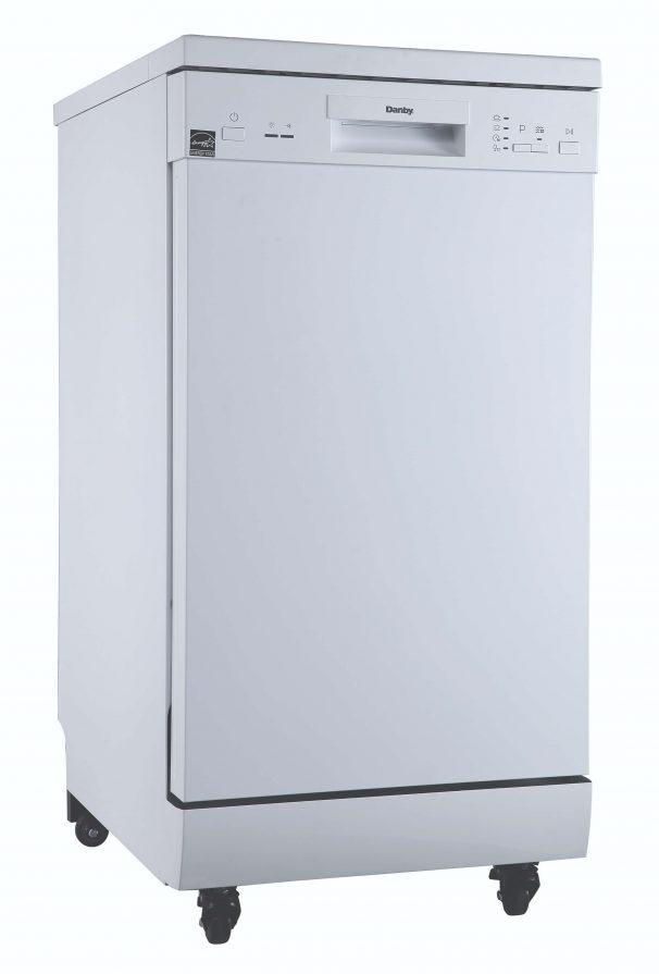 """DanbyDanby 18"""" Portable Dishwasher"""