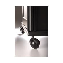 See Details - Salamander Saturn Wheels, Set of 8, Satin Black
