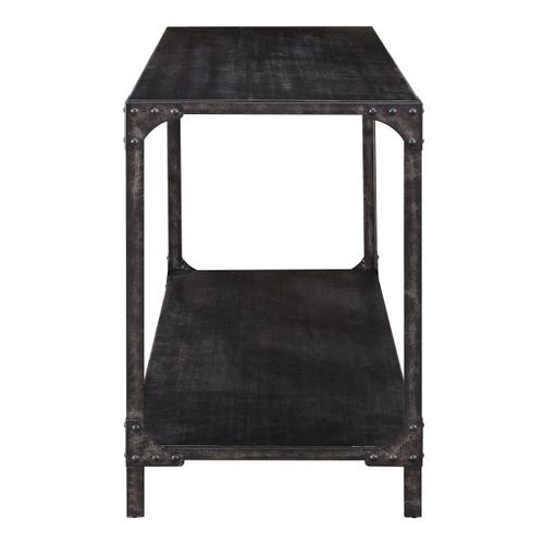 Maywood Industrial Gathering Height Table