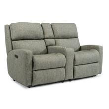 View Product - Catalina Power Reclining Loveseat with Console and Power Headrests