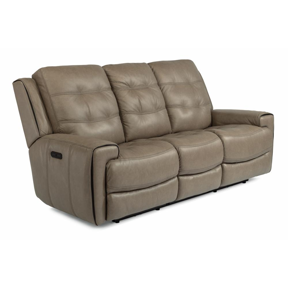 See Details - Wicklow Power Reclining Sofa with Power Headrests