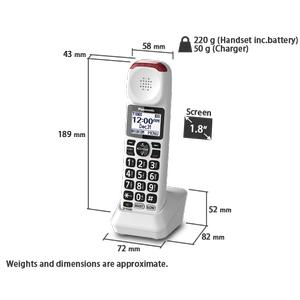 KX-TGMA44 Handsets