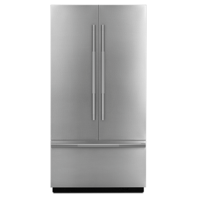 """JennAirRise 42"""" Fully Integrated Built-In French Door Refrigerator Panel-Kit"""