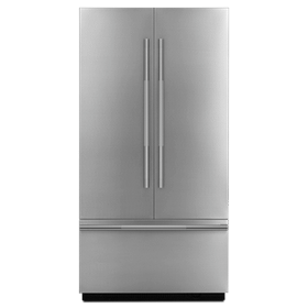 "RISE 42"" Fully Integrated Built-In French Door Refrigerator Panel-Kit"