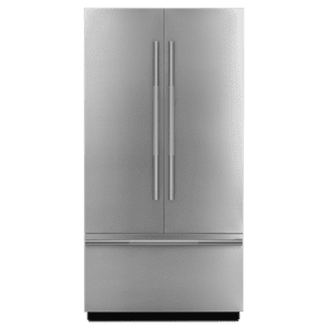 "Jenn-AirRISE 42"" Fully Integrated Built-In French Door Refrigerator Panel-Kit"