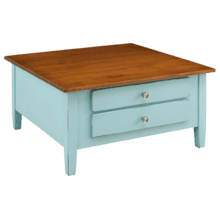 Classic Shaker Coffee Table Square