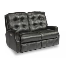 Product Image - Devon Power Reclining Loveseat with Power Headrests