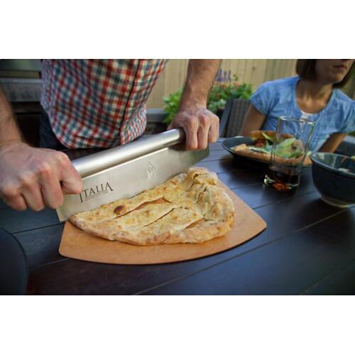 "Italia 14"" Rocking Pizza Cutter"