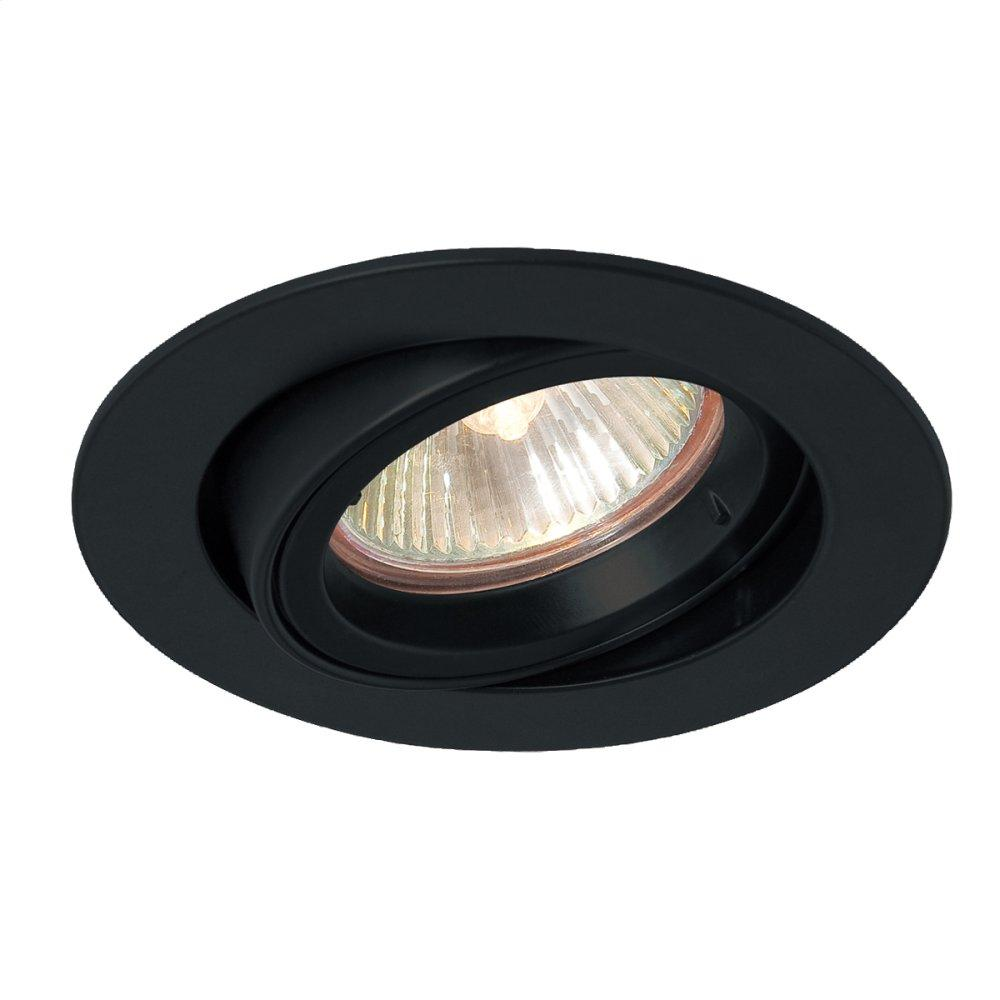 See Details - TRIM,3 1/4IN GIMBAL - Black