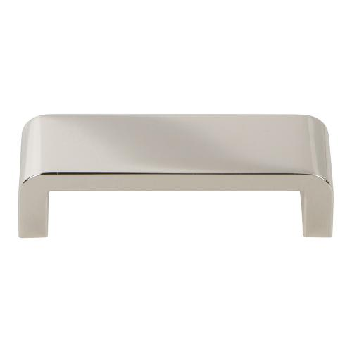 Platform Pull 3 3/4 Inch (c-c) - Polished Nickel