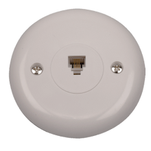 See Details - Round Phone Wall Plates