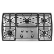 "Whirlpool® 36"" Gas Cooktop"