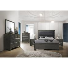 Luxury 4pc Queen Bedroom Set