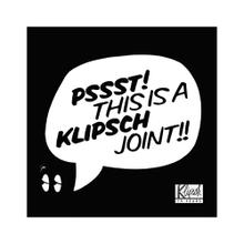 View Product - Klipsch Joint Window Cling