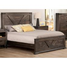 See Details - Chattanooga Double Bed with 22'' Low Footboard