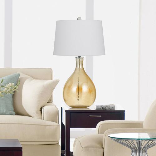 150W Perryton Glass Table Lamp