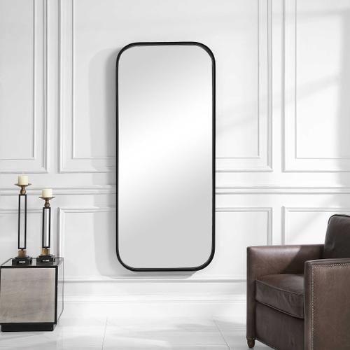 Uttermost - Concord Black Tall Mirror