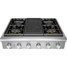 Gas Rangetop 36'' Stainless Steel PCG364WL