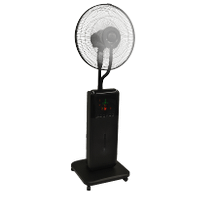 CZ500 MISTER FAN-BLACK W/BLUETOOTH & SPEAKERS