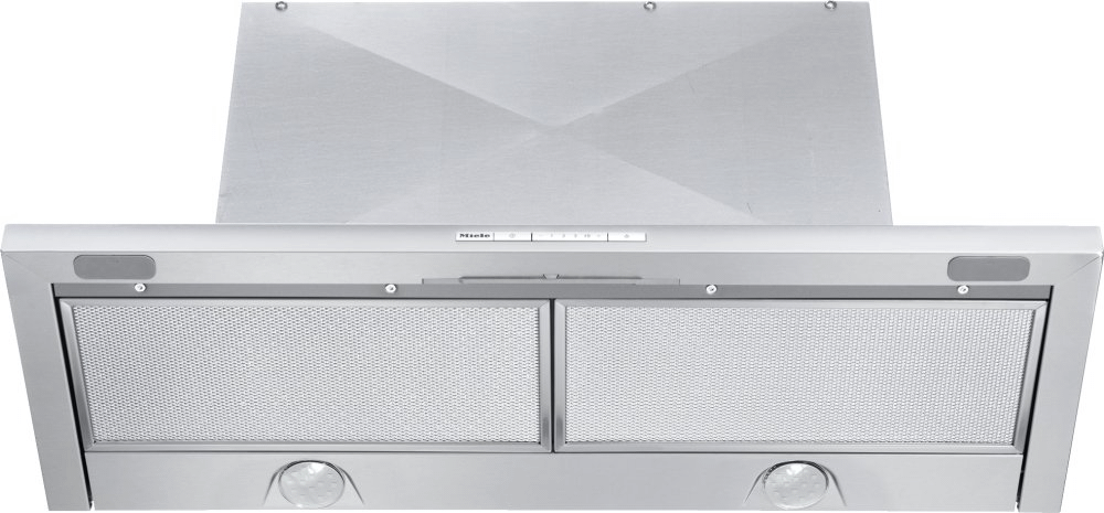 MieleDa 3486 - Built-In Ventilation Hood With Energy-Efficient Led Lighting And Backlit Controls For Easy Use.