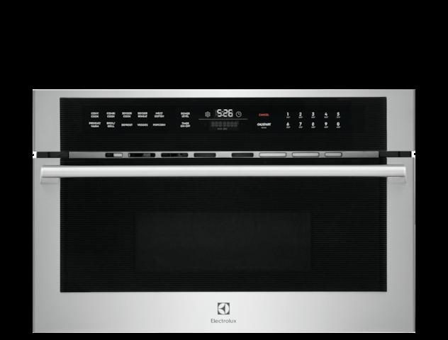 Electrolux30'' Built-In Microwave Oven With Drop-Down Door