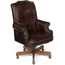 See Details - Grandy Executive Swivel Tilt Chair