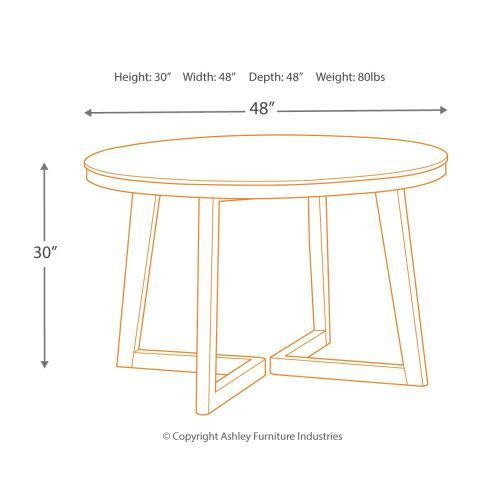 Besteneer Dining Room Table
