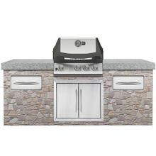 See Details - Built-in Grills BIU405RB Ultra Chef® Series Built-in Grill