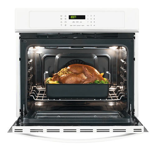 Frigidaire - Frigidaire Gallery 27'' Single Electric Wall Oven