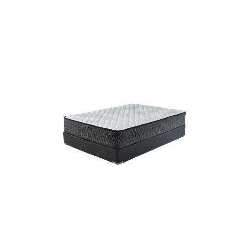 Mattress With Foundation