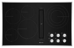 "JennAirEuro-Style 36"" Jx3 Electric Downdraft Cooktop"