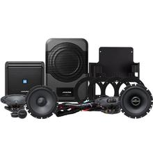 Direct Fit Sound System for 2007-2014 Jeep Wrangler JK Unlimited