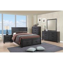 Warner Storage Bedroom