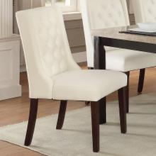 Anil Dining Chair, White