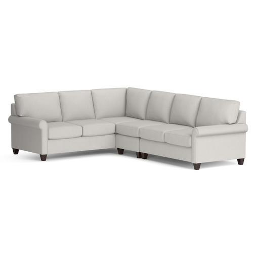 Bassett Furniture - Julian Large L-Shaped Sectional