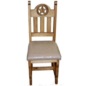 Padded Seat Open Star Chair